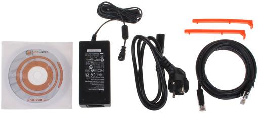 KNR-200 Koukaam - Rejestratory sieciowe ip